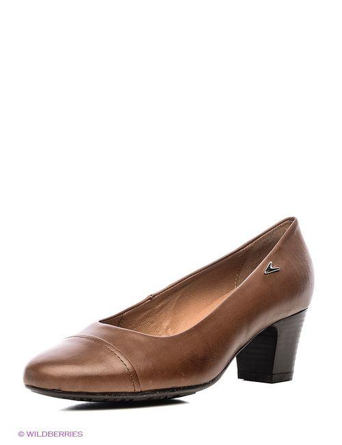 BELWEST | Женские Коричневые Туфли
