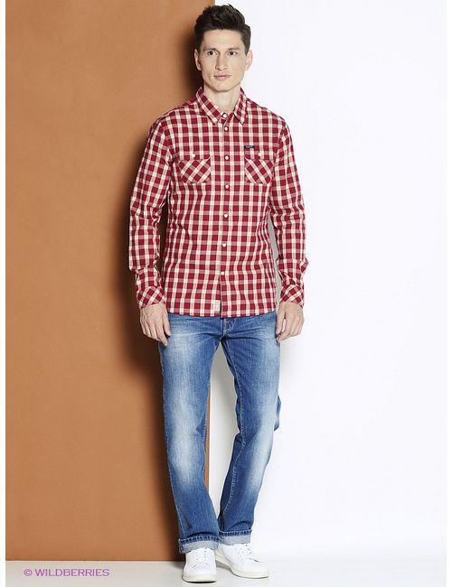Pepe Jeans London   Мужские Красные Рубашки