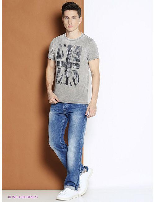 Pepe Jeans London   Мужские Синие Джинсы