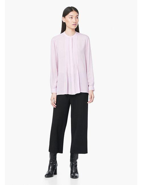 Mango | Женские Фиолетовые Блузки