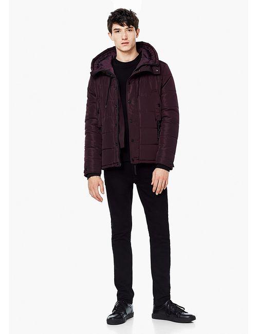 Mango Man | Мужские Фиолетовые Куртки