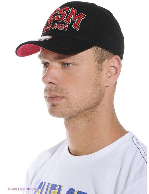 Atributika & Club™ | Мужские Красные Бейсболки Atributika Club