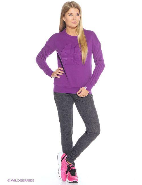 Puma | Женские Фиолетовые Джемперы