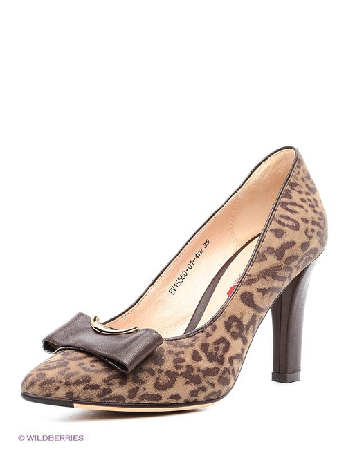 Evita | Женские Бежевые Туфли