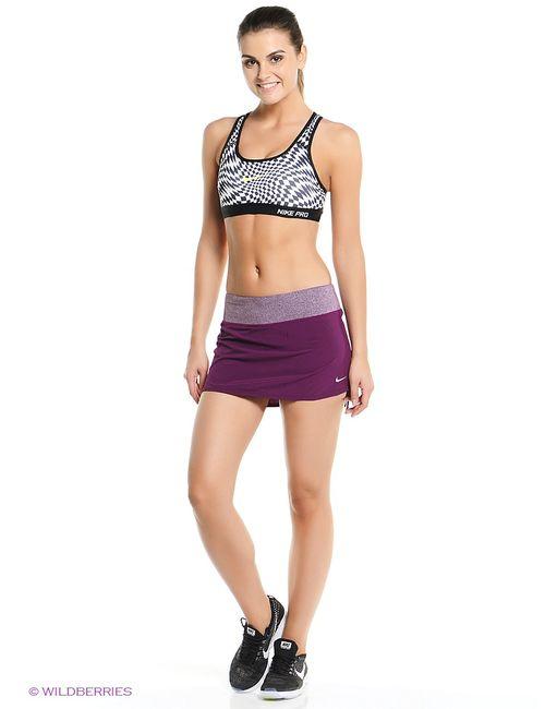 Nike | Женские Фиолетовые Юбки