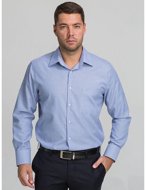 JOHN JENIFORD | Мужские Синие Рубашки