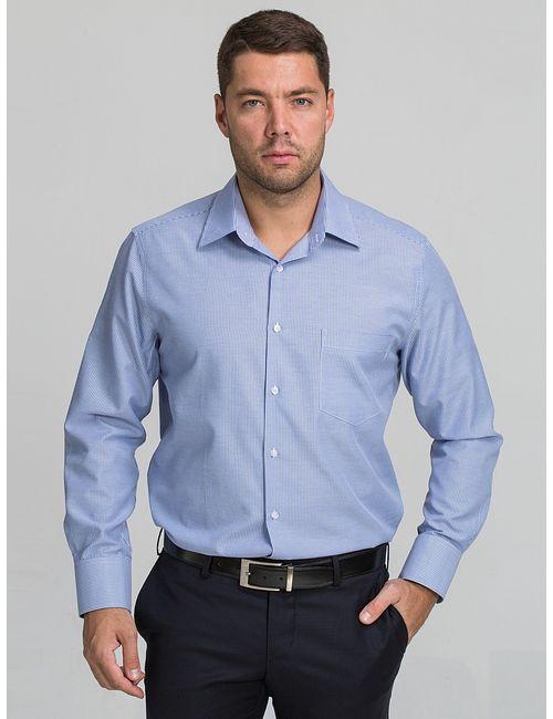 JOHN JENIFORD   Мужские Синие Сорочки
