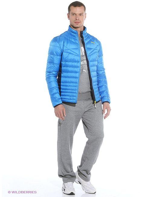 Puma   Мужские Голубы Куртки