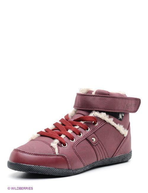 Crosby | Женские Красные Ботинки
