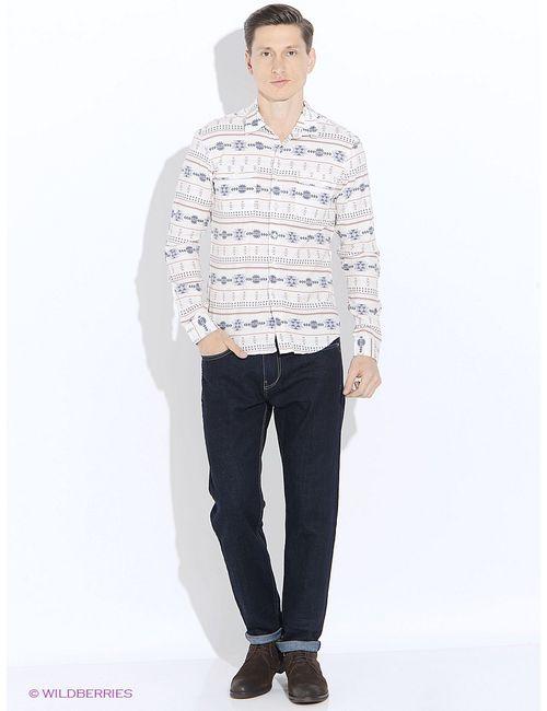 Oodji | Мужские Белые Рубашки