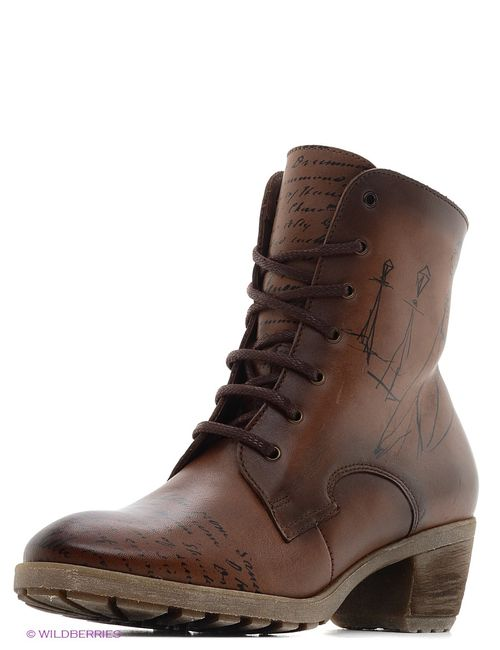 BELWEST | Коричневые Ботинки