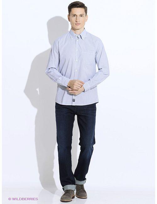 Westrenger | Мужские Синие Рубашки