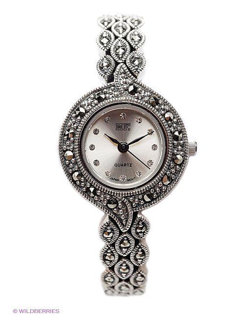 МАРКАЗИТ | Серебристые Ювелирные Часы