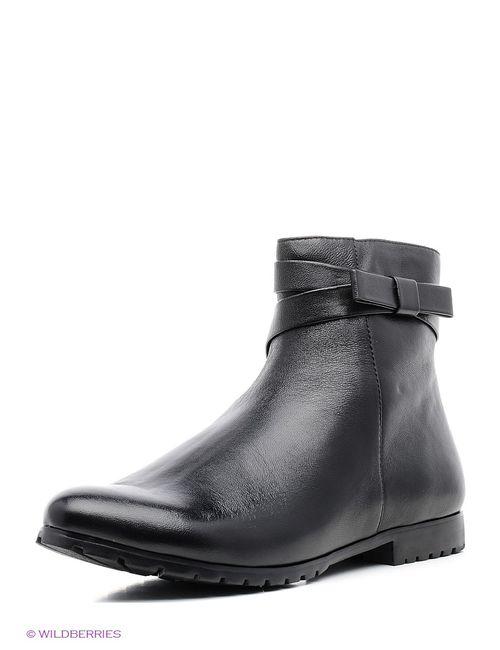 Popular Fashion   Женские Чёрные Ботинки