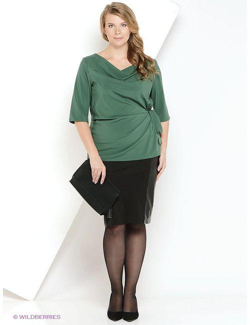 YUVITA | Женские Зелёные Блузки