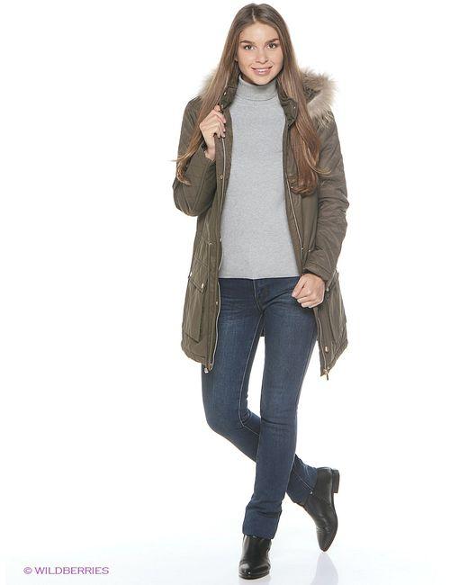 Sela | Женские Оливковые Куртки