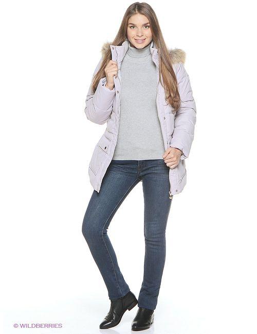 Sela   Женские Фиолетовые Куртки