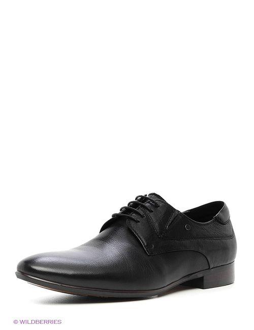Calipso | Мужские Чёрные Ботинки