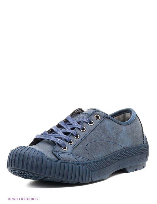 Tesoro | Мужские Синие Ботинки