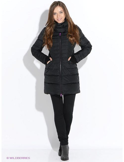 SNOWIMAGE | Женское Черный Пальто