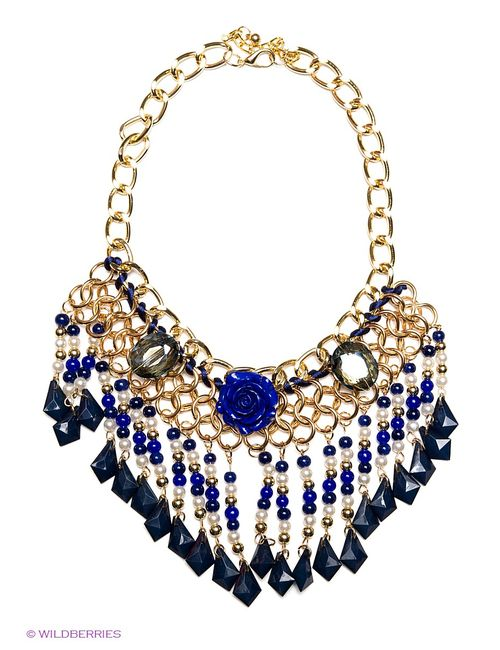 Bijoux Land | Женское Синее Колье
