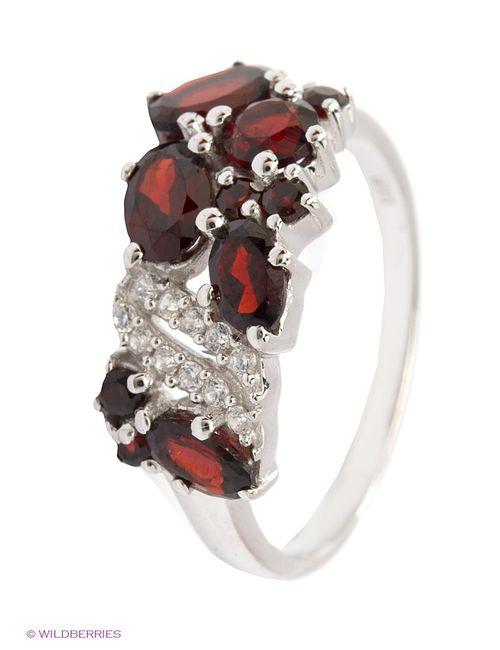 Balex | Женские Красные Ювелирные Кольца