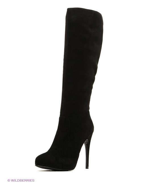 Evita | Женские Чёрные Сапоги