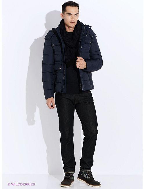 Geox   Мужские Синие Куртки