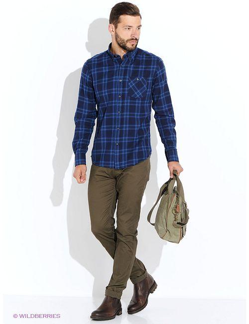 Baon | Мужские Синие Рубашки