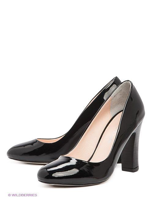 Grand Gudini | Женские Чёрные Туфли