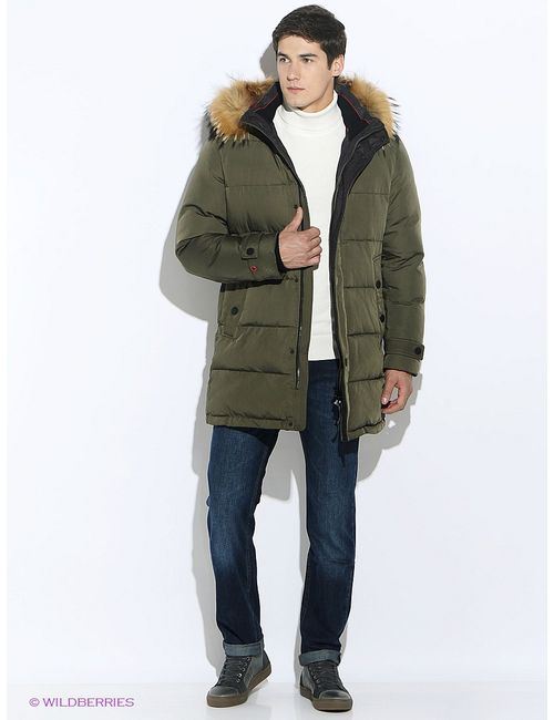SNOWIMAGE | Мужские Хаки Куртки