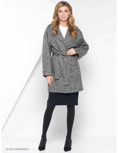 Katerina Bleska&Tamara Savin | Женское Серое Пальто