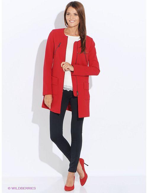 MOTIVI | Женское Красное Пальто