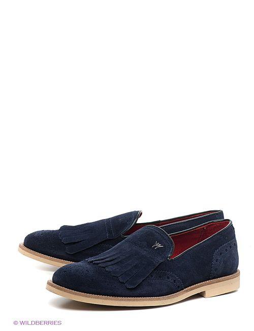 Primo Emporio | Мужские Синие Туфли