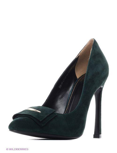 Calipso | Женские Зелёные Туфли