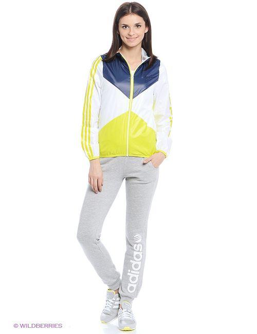 Adidas | Женские Белые Брюки