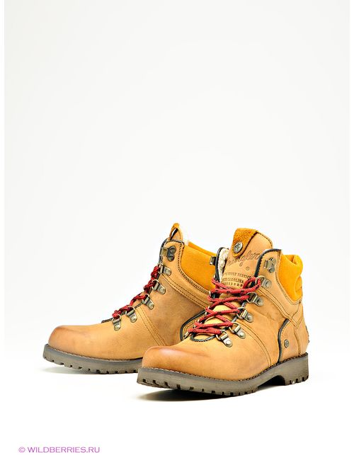 Wrangler | Женские Коричневые Ботинки
