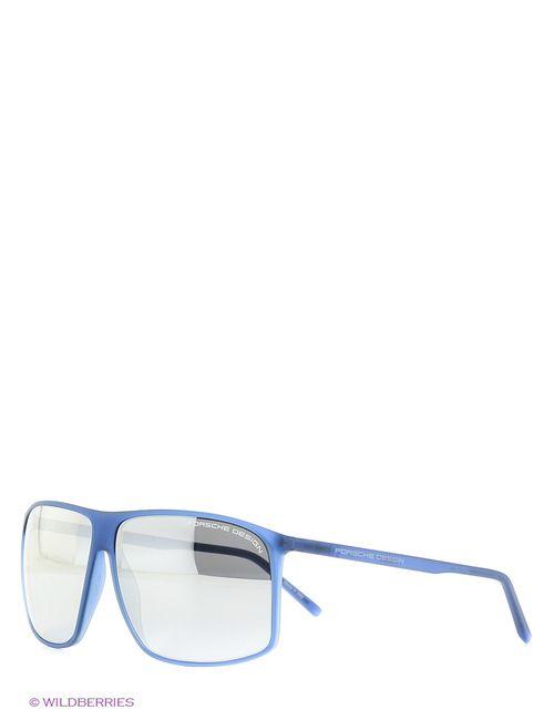 Porsche Design | Мужские Синие Солнцезащитные Очки