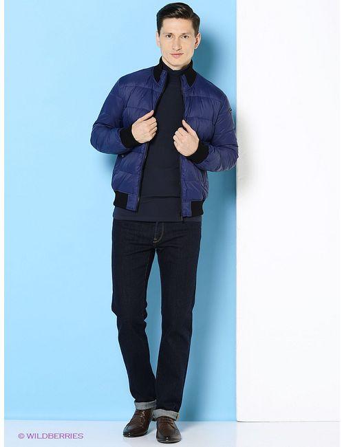 Trussardi | Мужские Синие Куртки