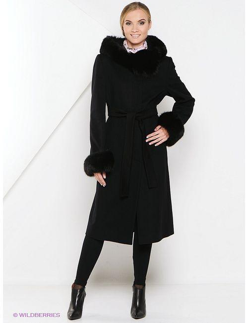Estrade | Женское Чёрное Пальто