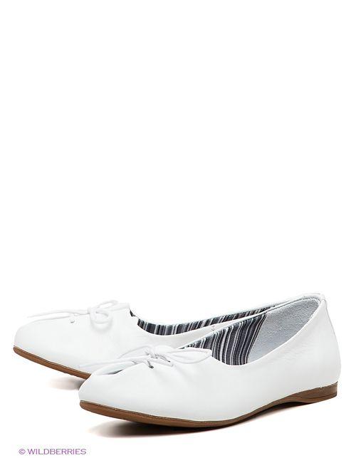 Inario | Женские Белые Туфли