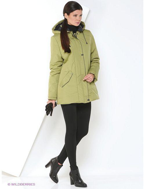 Maritta | Женские Зелёные Куртки