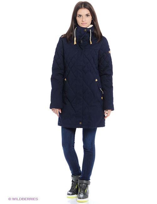 Roxy | Женское Синее Пальто