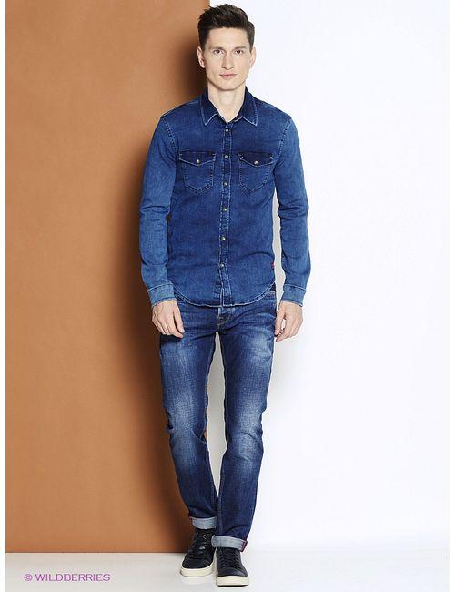Pepe Jeans London | Синие Рубашки