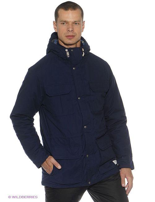 Quiksilver | Мужские Синие Куртки