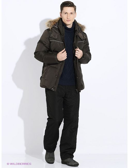 Sela | Коричневые Куртки