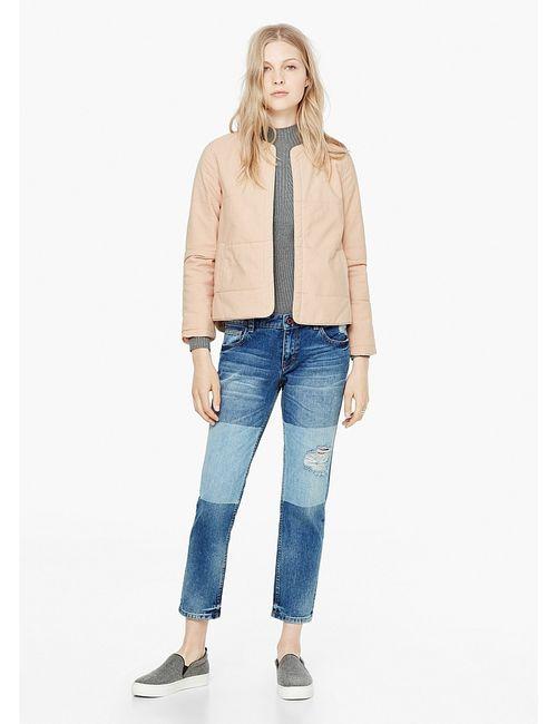 Mango | Женские Розовые Куртки