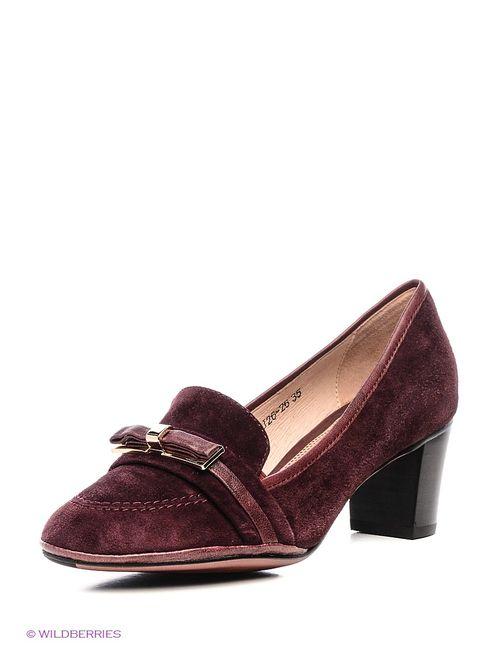 Francesco Donni   Женские Красные Туфли