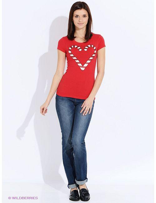 Oodji   Женские Красные Блузки