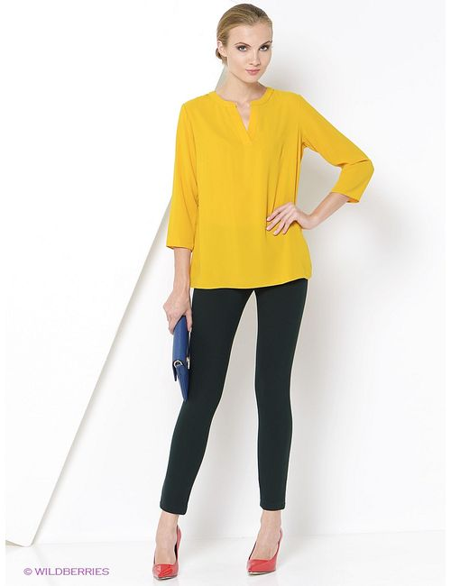 ADL | Женские Жёлтые Блузки